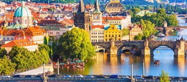 Prag Turu Türk Havayolları ile 3 Gece 4 Gün