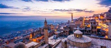 Ramazan Bayramı Özel Uçaklı Adıyaman Mardin Urfa Gaziantep Turu / 3 Gece Otel Konaklaması ( Diyarbakır Gidiş - Gaziantep Dönüş )