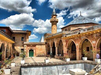 Ramazan Bayramı Özel Uçaklı Kapadokya Kayseri Turu / 2 Gece Otel Konaklaması