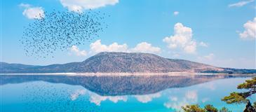 Salda Gölü Sagalassos Isparta Turu 1 Gece Otel Konaklaması