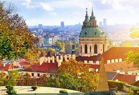 Orta Avrupa Turları (Budapeşte - Prag - Viyana) THY ile