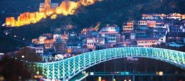 Tiflis Turu Anadolujet - Türk Havayolları ile 3 Gece