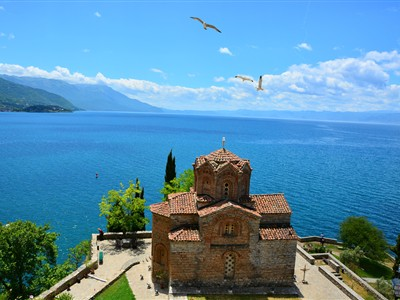 Üsküp-Ohrid Turu 4 Gece 5 Gün Kurban Bayramı Özel 21 Temmuz Hareket
