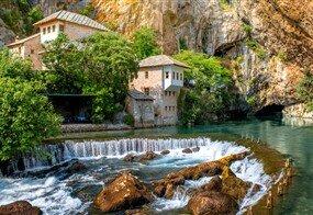 Otobüs İle Baştanbaşa Balkanlar 8 Günde 8 Ülke (Akşam Yemeği Dahil) 2018