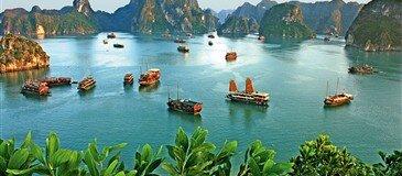 Vietnam - Kamboçya - Bali Turu Türk Havayolları İle 10 Gece