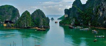 Vietnam - Kamboçya Turu Türk Havayolları Seferi İle