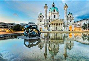 Viyana Turu Yılbaşı Özel Thy İle