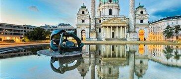 Viyana Turu Türk Havayolları İle Yılbaşı Özel