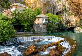 Büyük Balkan 6 Ülke Turu / Türk Havayolları İle 2018